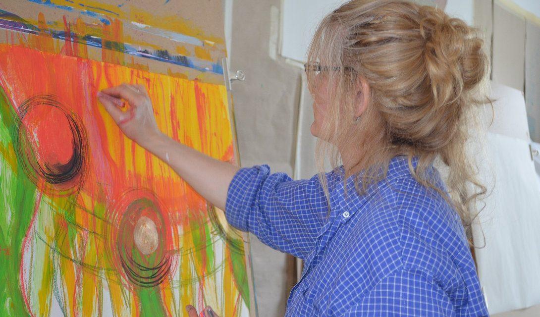 Malerei & Selbstausdruck